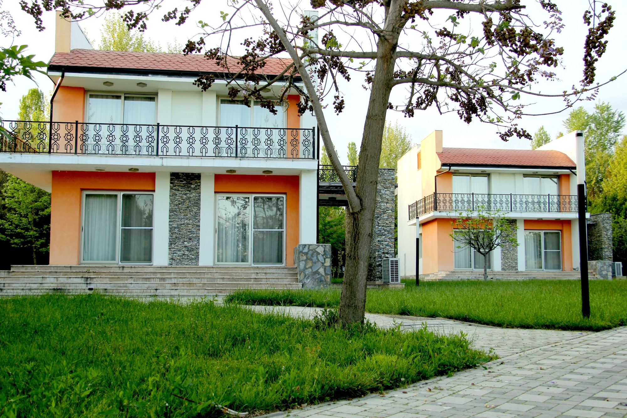 Sheki Olimpiya Hotel & Resort, Şəki City