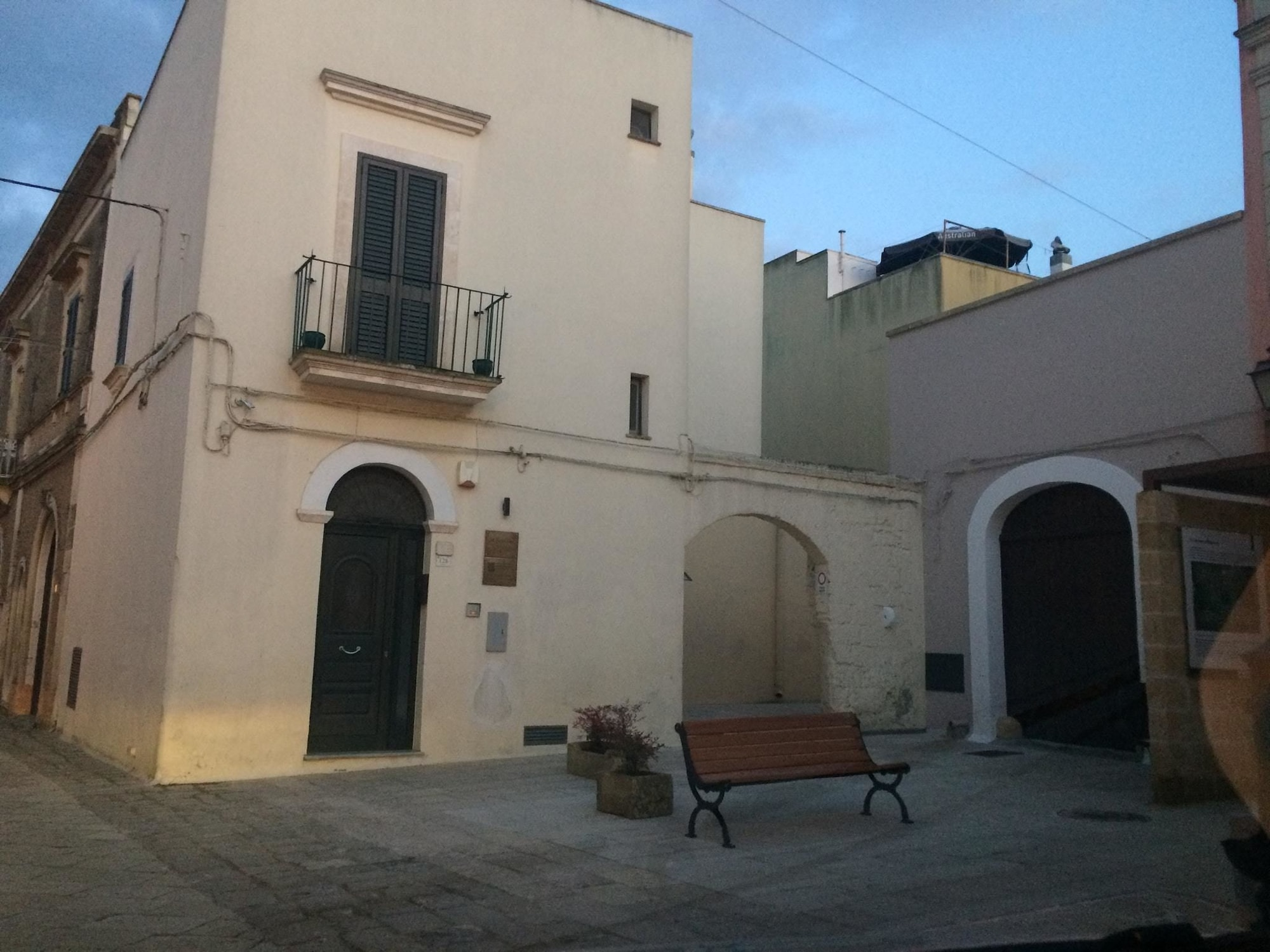 Apartment With one Bedroom in Miggiano, With Furnished Terrace, Lecce