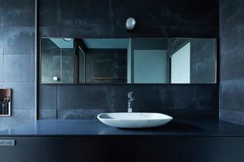 YADORU KYOTO DOKUTSU NO YADO Bathroom Sink