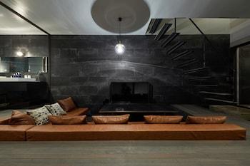 YADORU KYOTO ENGAWA NO YADO Living Room