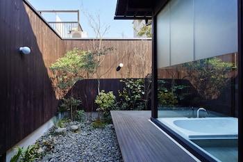 YADORU KYOTO ENGAWA NO YADO Bathroom