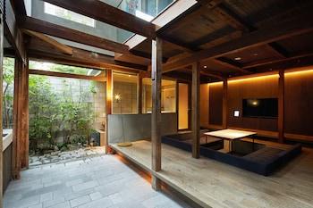 YADORU KYOTO ROJI NO YADO Room