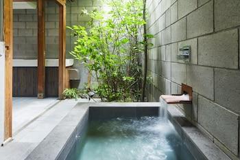 YADORU KYOTO ROJI NO YADO Bathroom