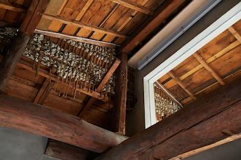 YADORU KYOTO ROJI NO YADO Interior Detail