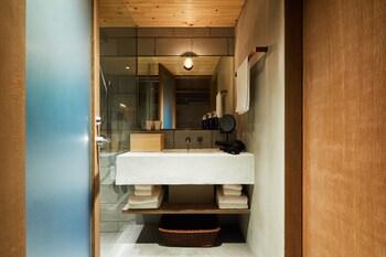 YADORU KYOTO ROJI NO YADO Bathroom Sink