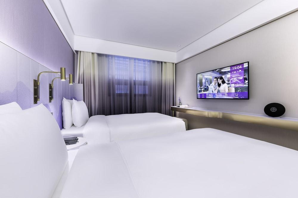 マンシン ホテル 北京 ワンフージン (北京漫心酒店前门四合院店)
