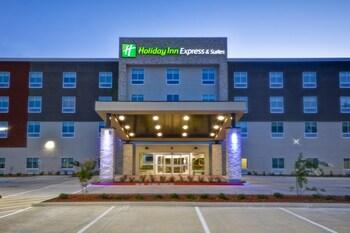 休士頓 NASA - 布洛德沃克區智選假日套房飯店 - IHG 飯店 Holiday Inn Express & Suites Houston NASA - Boardwalk Area, an IHG Hotel