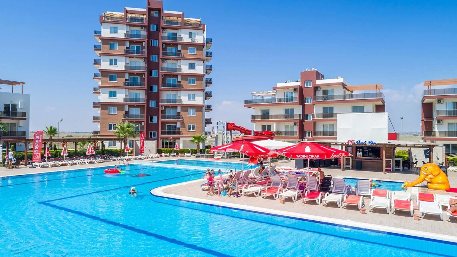 Royal Sun Residence Agua 1 apartment
