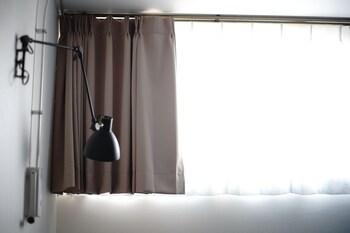 デラックス シングルルーム 共用バスルーム|5㎡|ホステル&パウダールーム クレイン - 女性専用