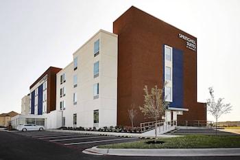 北史普林菲爾德萬豪春季山丘套房飯店 SpringHill Suites by Marriott Springfield North