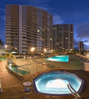 Hotel - Waikiki Banyan - Ocean View Tower 1 Suite 2809