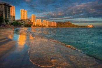 Hotel - Waikiki Banyan - Mountain View Tower 2 Suite 1208