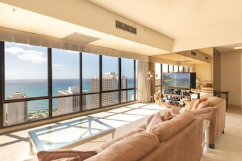 Hotel - Waikiki Sunset Penthouse Suite 3806