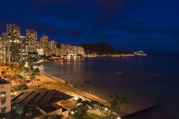Hotel - Waikiki Banyan - Partial Ocean View Tower 1 Suite 1602
