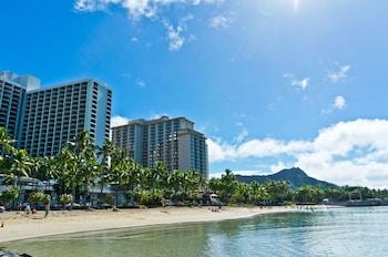 Hotel - Waikiki Banyan - Ocean View Tower 1 Suite 3710
