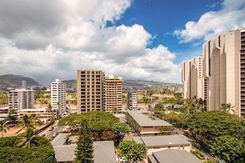 Hotel - Waikiki Banyan - Moutnain View Tower 2 Suite 1205