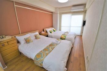 HIROSHIMA BASE HOTEL Room