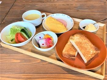 HIROSHIMA BASE HOTEL Breakfast Meal