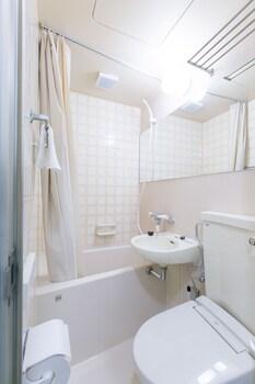 HIROSHIMA BASE HOTEL Bathroom