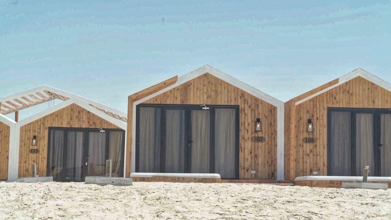Nirvana Wellness Huts - White bay, Marsa Matruh