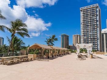 Hotel - Hawaiian Monarch #708