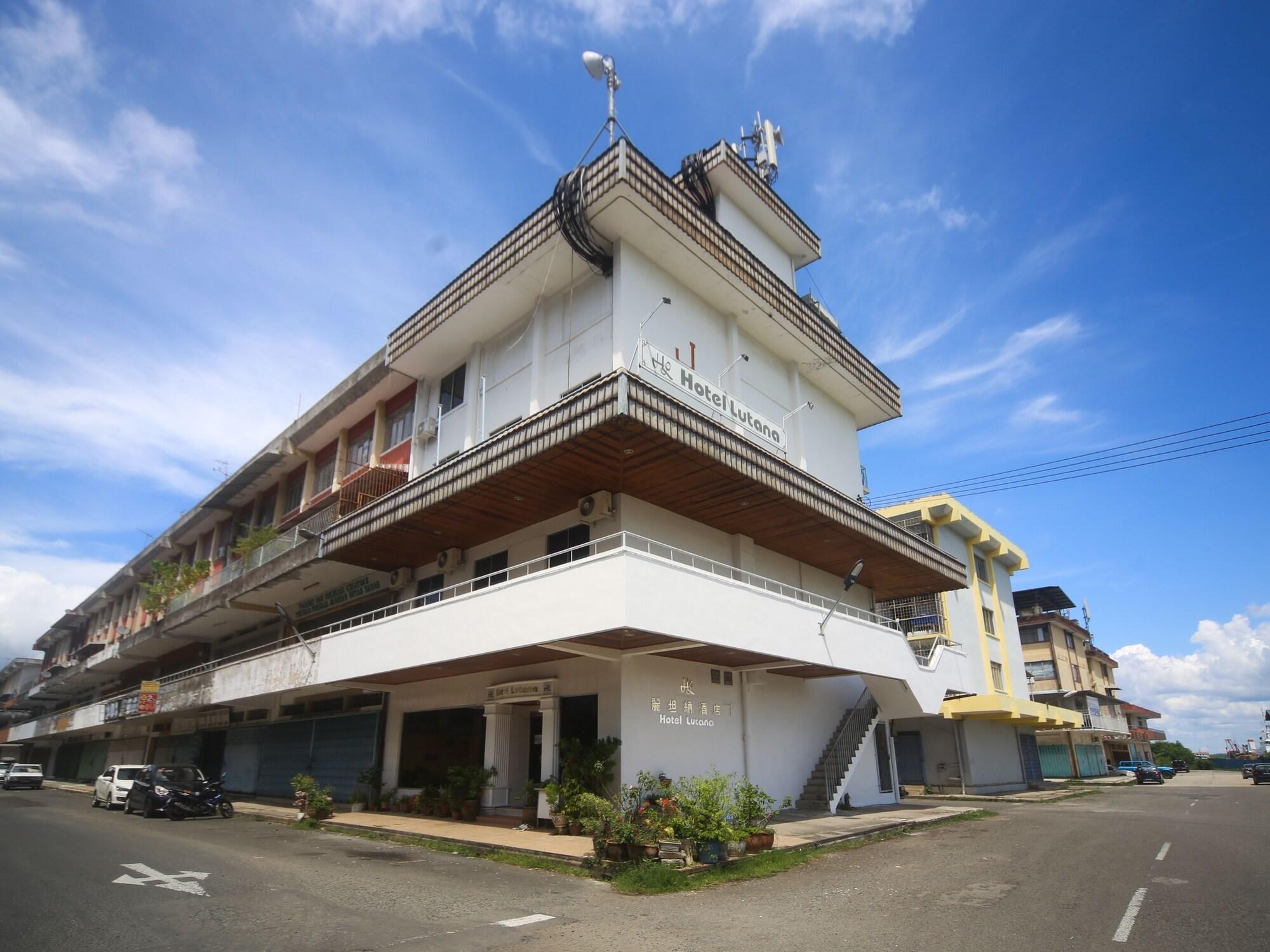 OYO 1026 Hotel Lutana, Lahad Datu