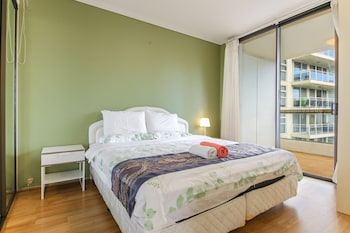 Family Apartment, 1 Bedroom, City View