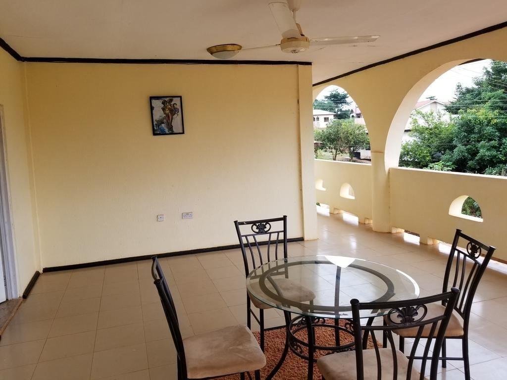 Nass Lodge, Sunyani