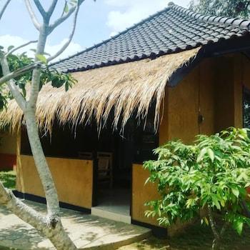 Standard Double Room, 1 King Bed, Garden View