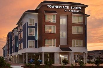 屠魔崗外岸萬豪唐普雷斯套房飯店 TownePlace Suites by Marriott Outer Banks Kill Devil Hills