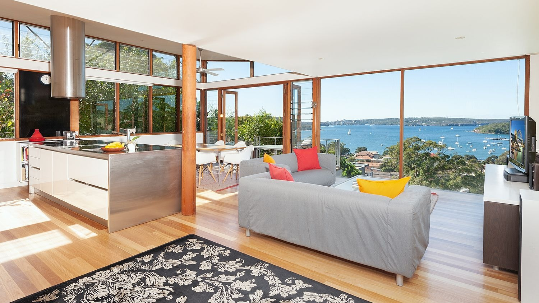 Stunning Architecture Balmoral Views, Mosman