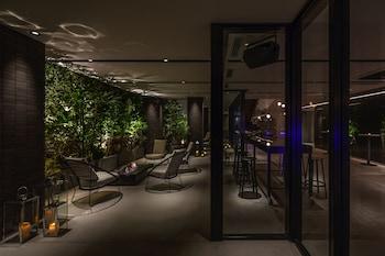 THE LIVELY HONMACHI OSAKA Terrace/Patio