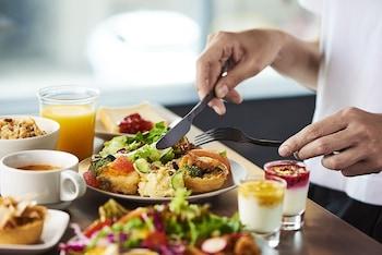 THE LIVELY HONMACHI OSAKA Breakfast buffet