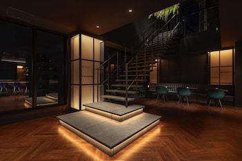 THE LIVELY HONMACHI OSAKA Staircase