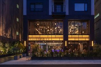 THE LIVELY HONMACHI OSAKA Front of Property - Evening/Night