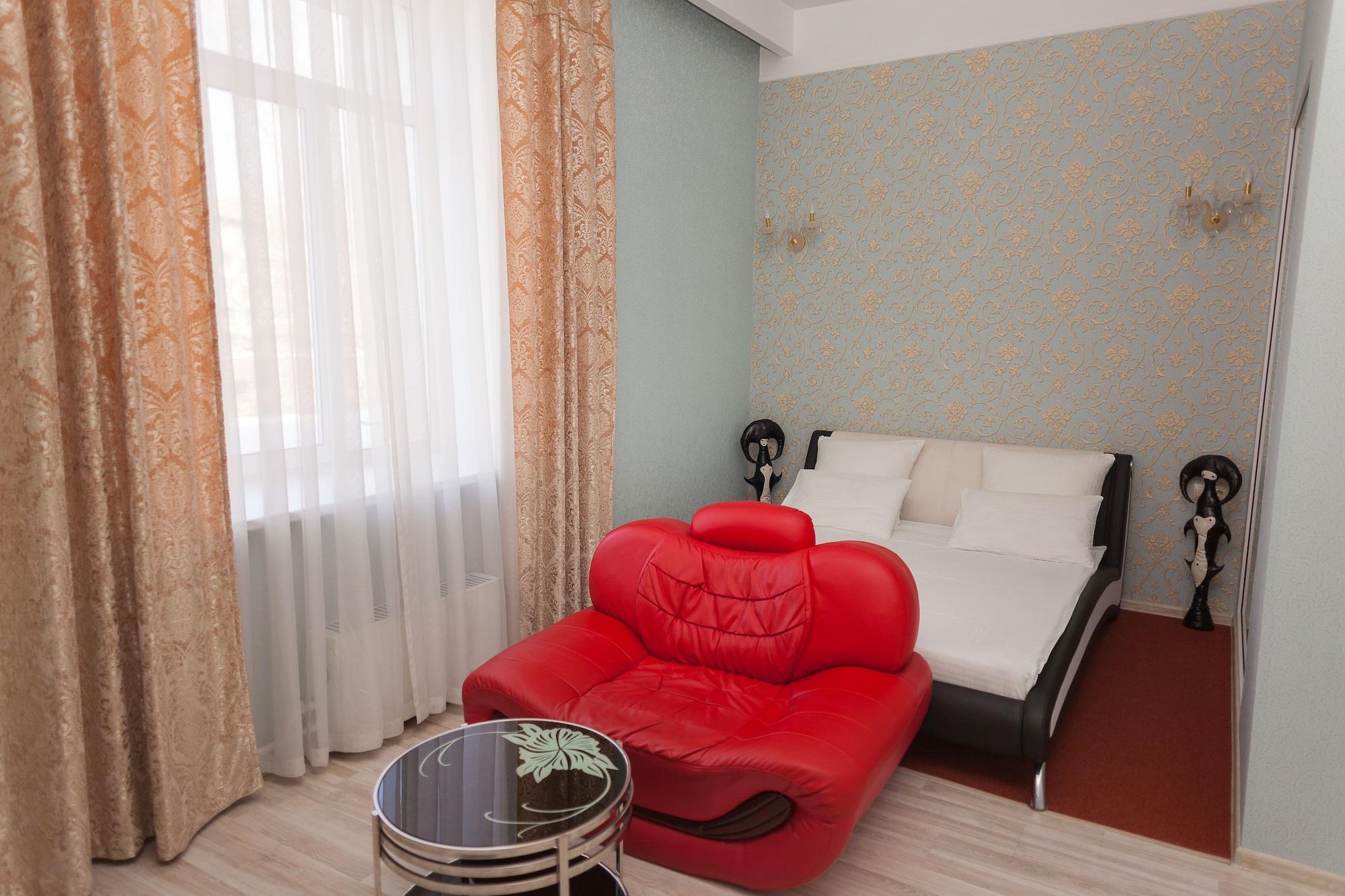 Hotel G.S., Novokuznetskiy