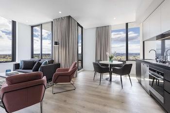 阿瓦尼墨爾本盒子山住宅飯店