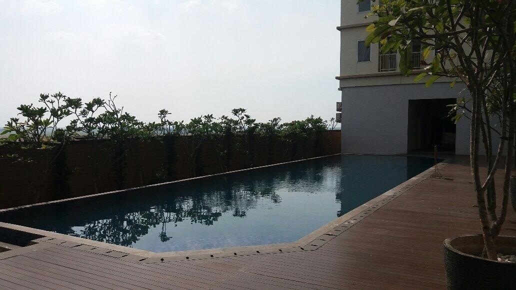 Tamansari Mahogany Apartment, Karawang