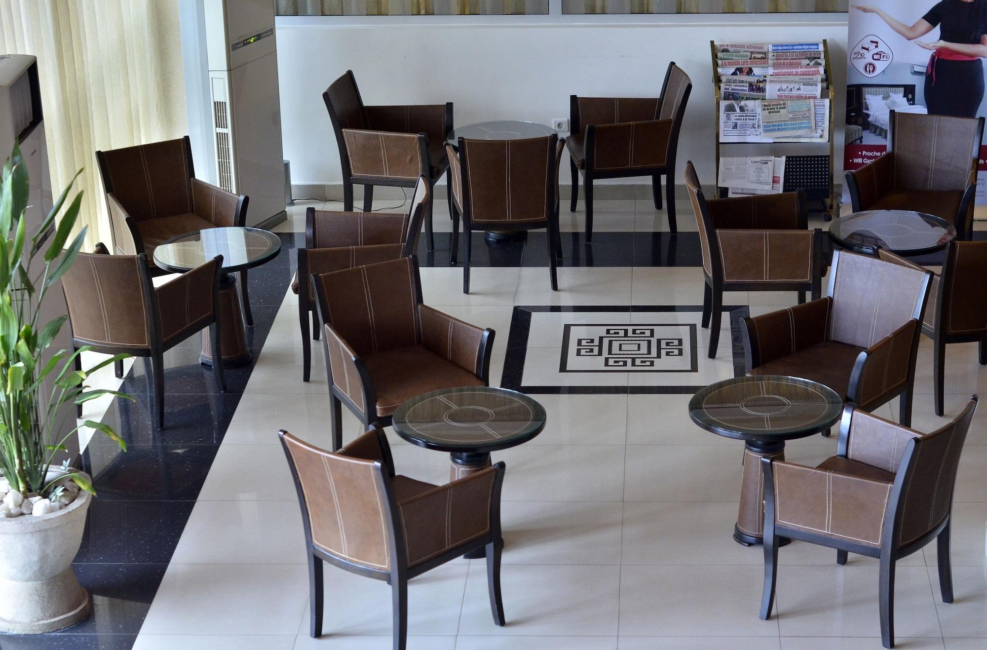 Nobila Airport Hotel, Cotonou