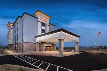 土桑科技公園歡朋套房飯店 Hampton Inn & Suites Tucson Tech Park