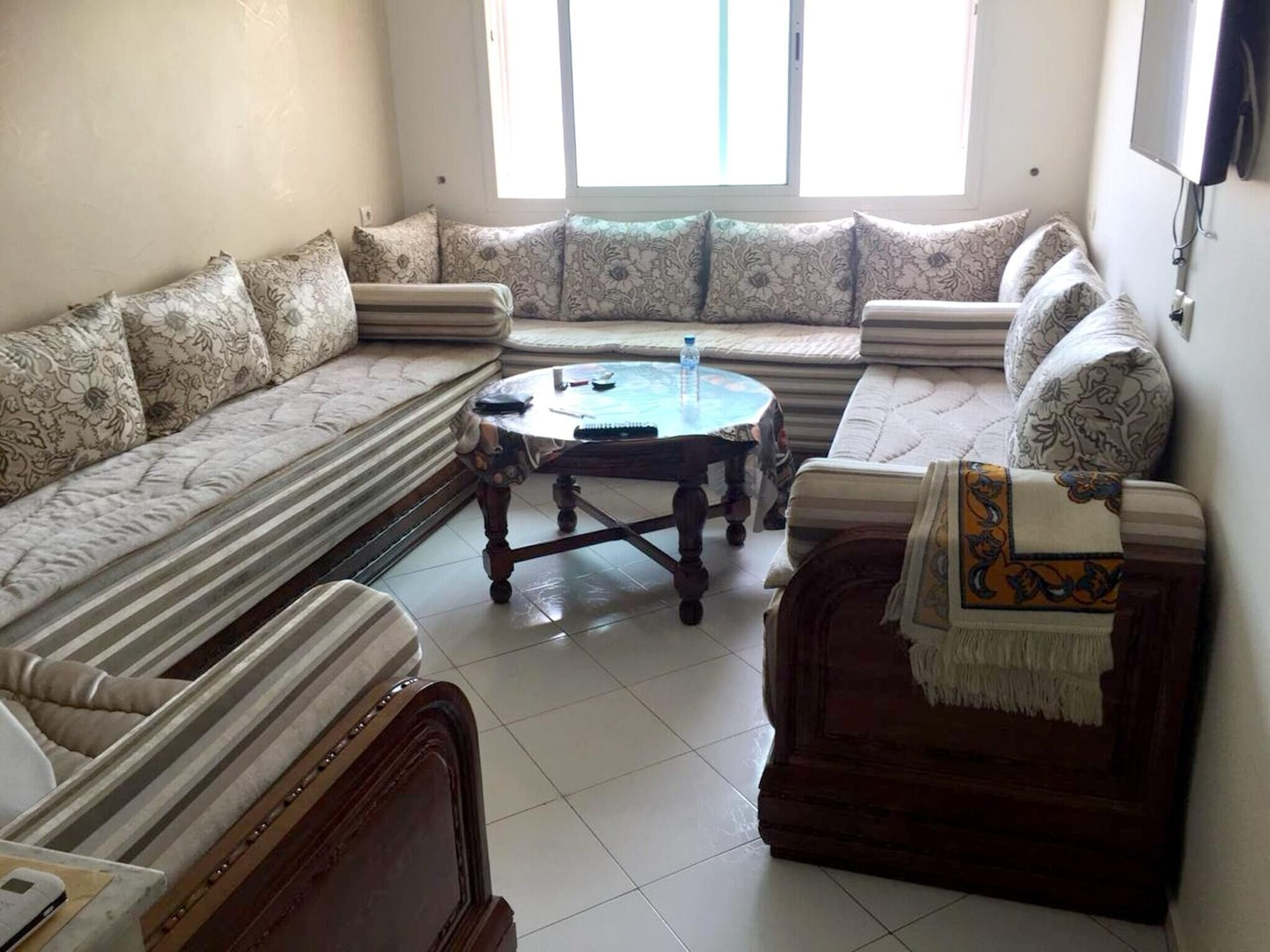 Apartment With one Bedroom in Rabat, With Wifi - 15 km From the Beach, Rabat