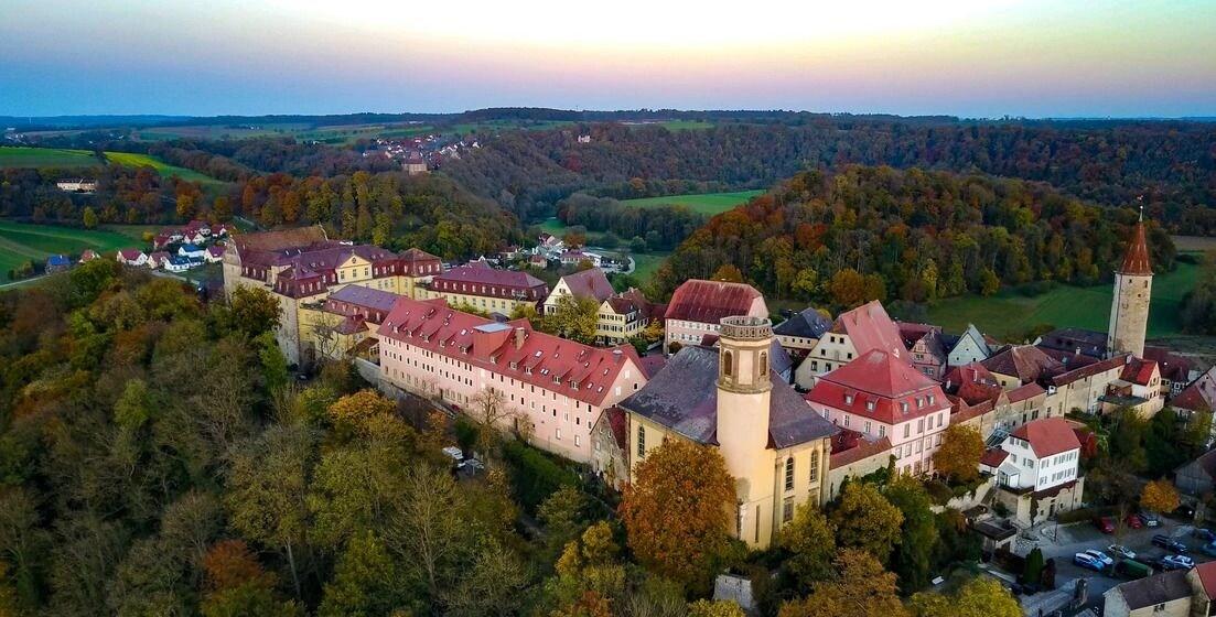 Schlosshotel Kirchberg, Schwäbisch Hall