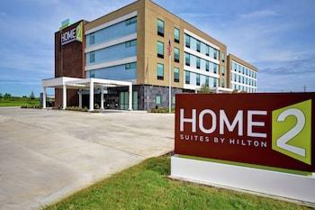 什里夫波特希爾頓惠庭飯店 Home2 Suites by Hilton Shreveport