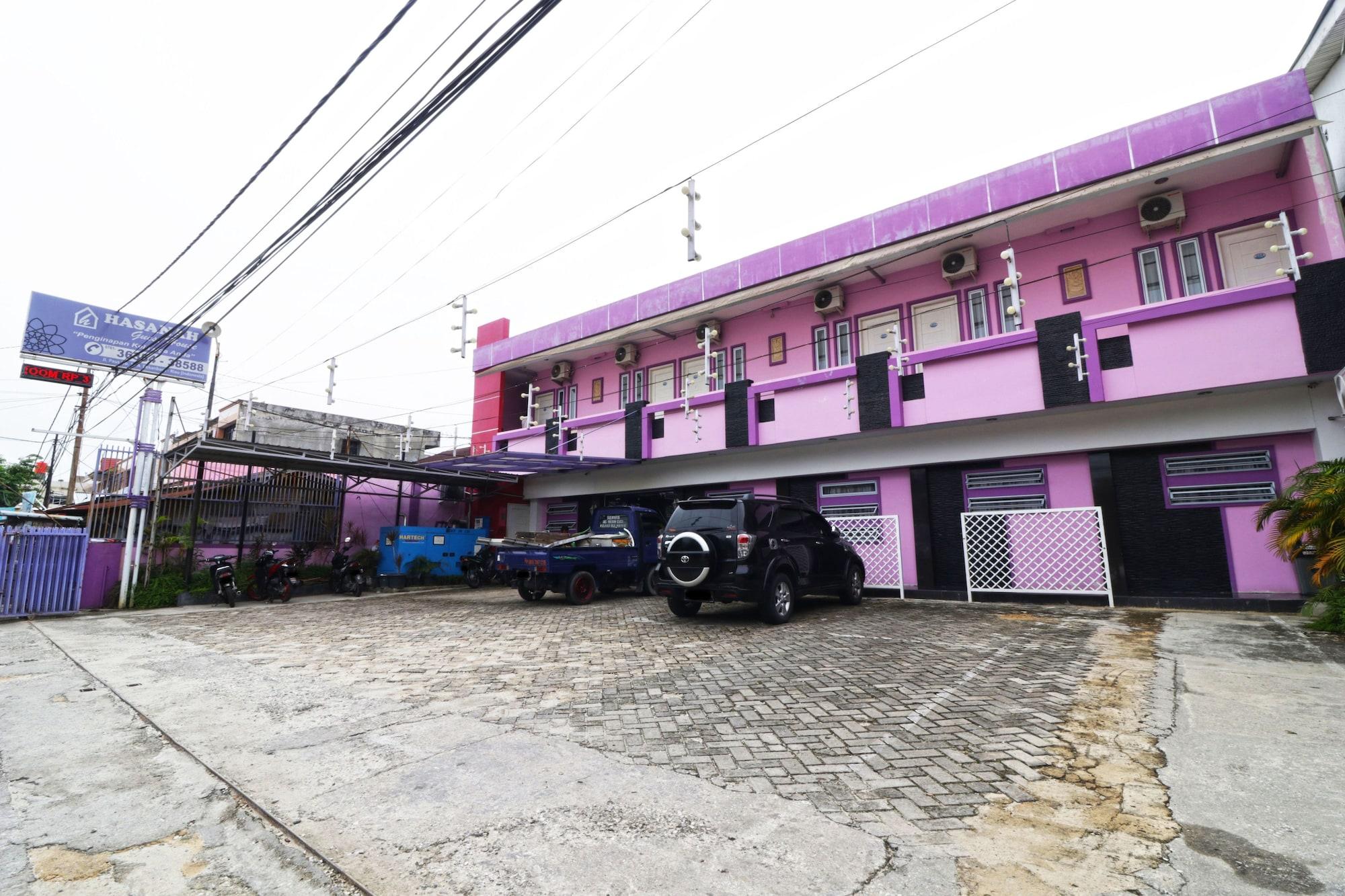 Hasanah Guest House, Pekanbaru