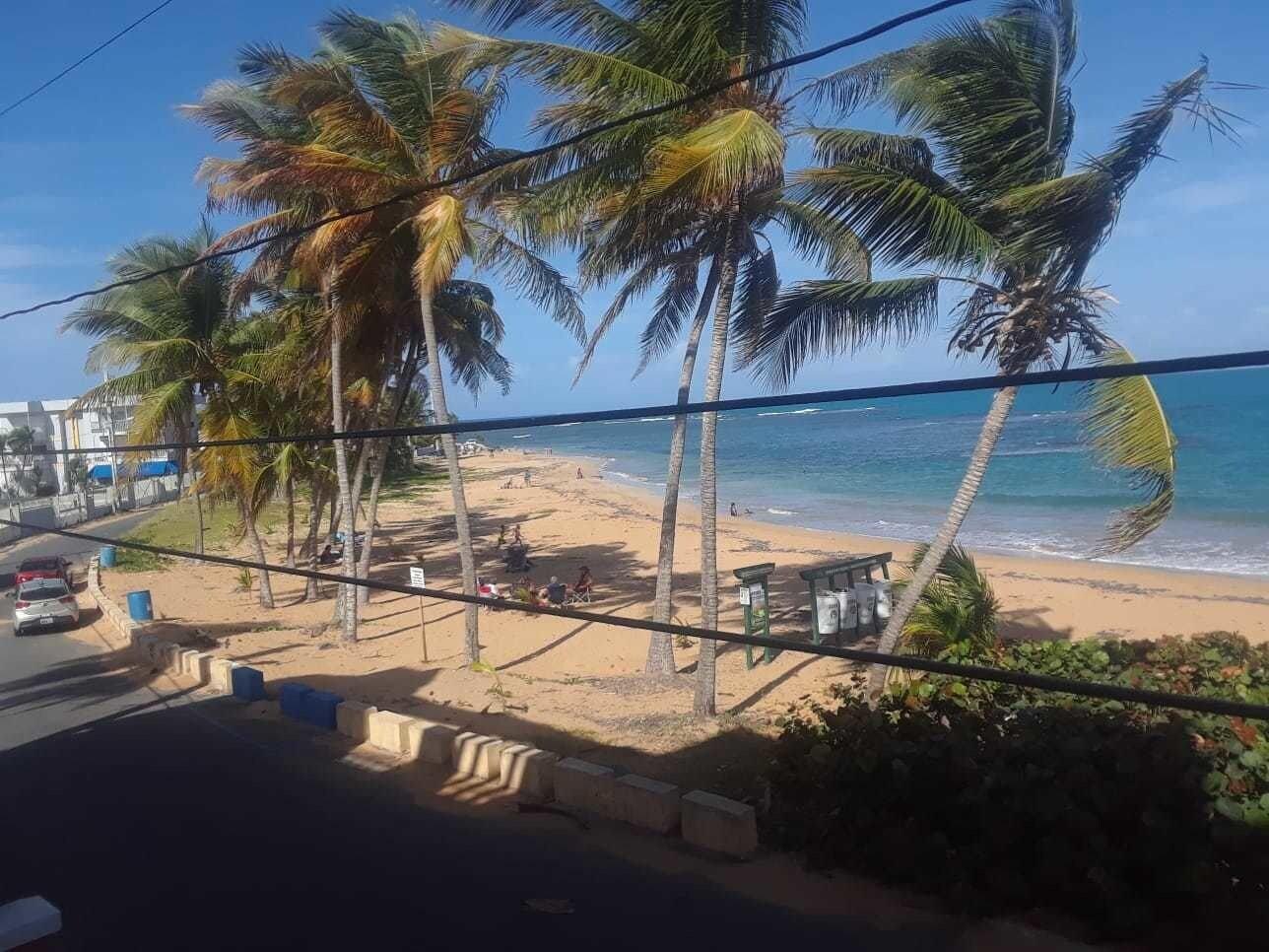 Luquillo Dream BeachFront 2 bedroom Apt,