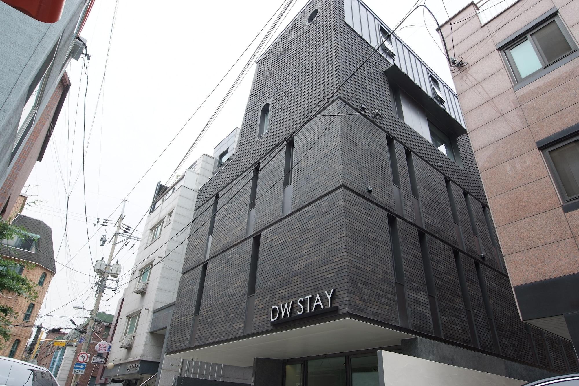 DW Stay Hongdae, Seodaemun