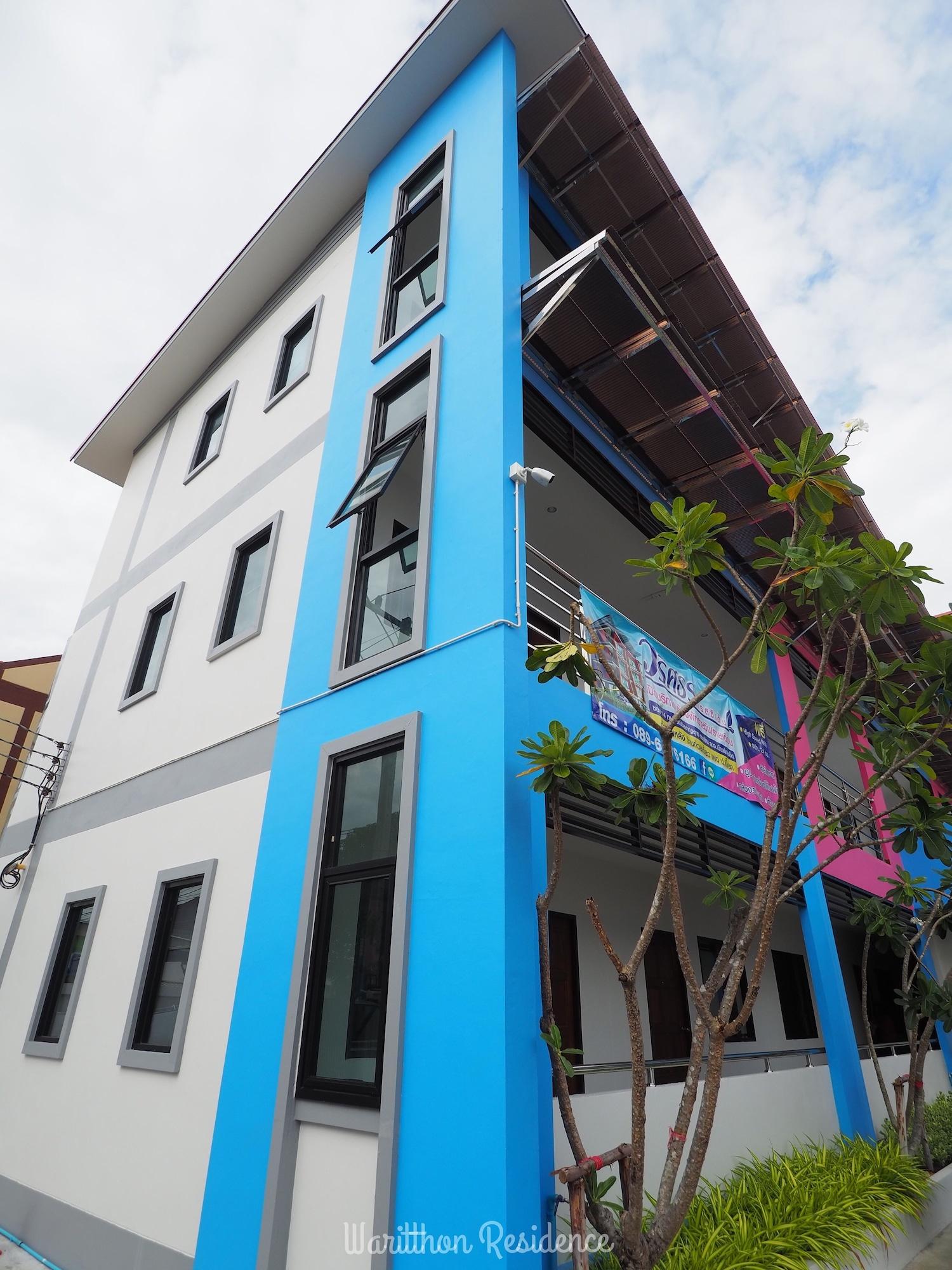 Waritthon Residence, Muang Roi Et