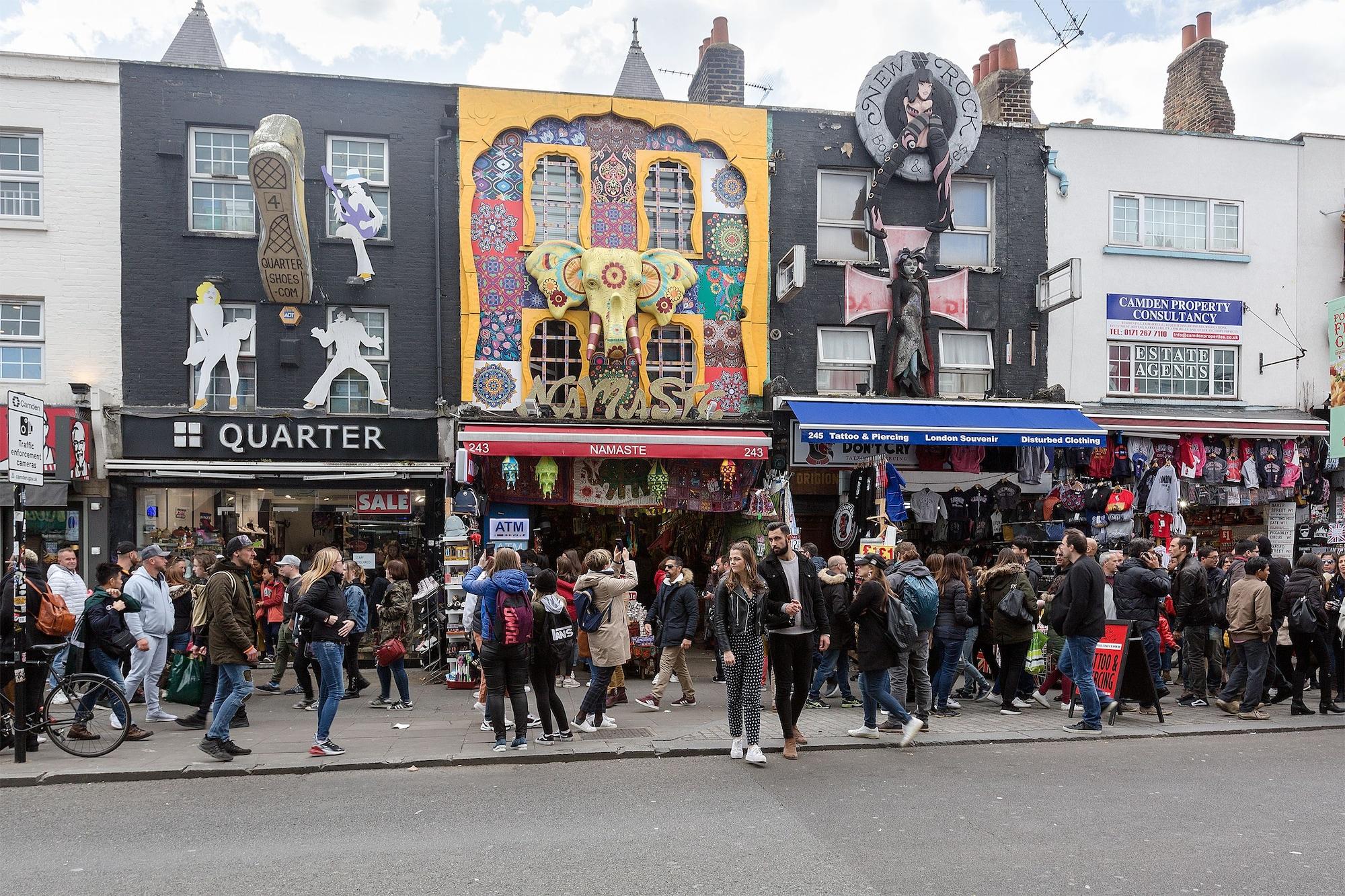Heart of Camden, London