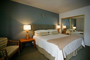 King Suite, One Bedroom, Kitchenette, Patio