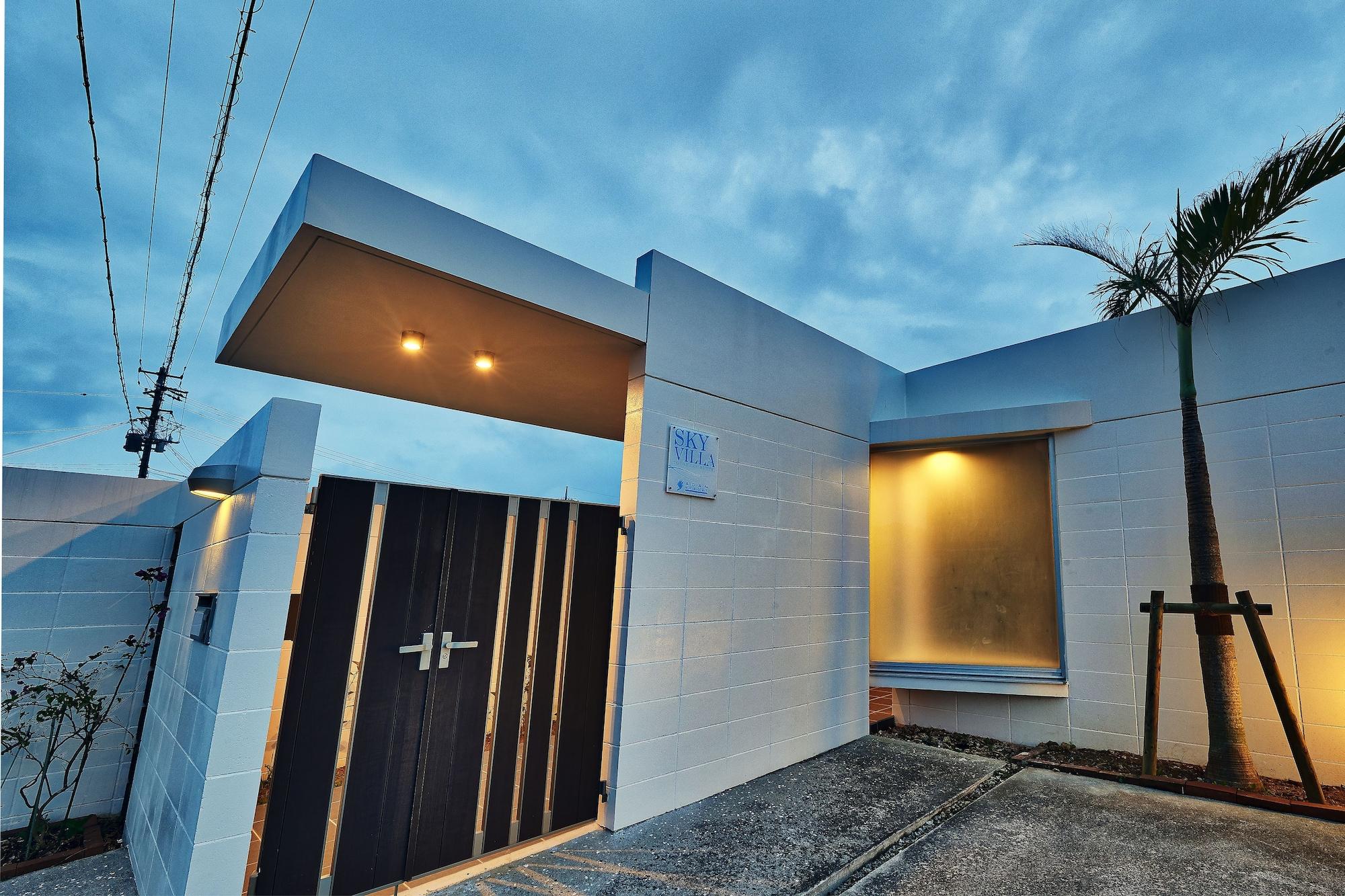 SKY Villa Toyohara, Uruma